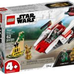 Chasseur stellaire rebelle A-Wing (75247)