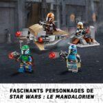 Coffret de bataille Mandalorien™ (75267)