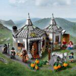La cabane de Hagrid : le sauvetage de Buck (75947)