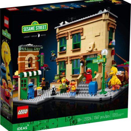 123 Sesame Street (21324)