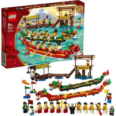 La course de bateau du dragon (80103)