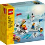 Bataille de boules de neige (40424)