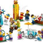 Ensemble de figurines – La fête foraine (60234)