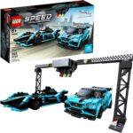 Formula E Panasonic Jaguar Racing GEN2 car & Jaguar I-PACE eTROPHY (76898)