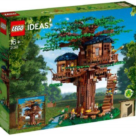 La cabane dans l'arbre (21318)