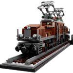 La locomotive crocodile (10277)