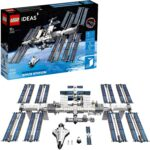 La station spatiale internationale (21321)