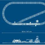 Le train de marchandises télécommandé (60198)