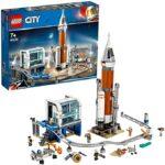 La fusée spatiale et sa station de lancement (60228)