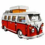 Le camping-car Volkswagen T1 (10220)