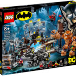 L'invasion de la Batcave par Gueule d'argile (76122)