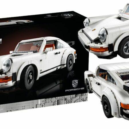 Porsche 911 (10295)