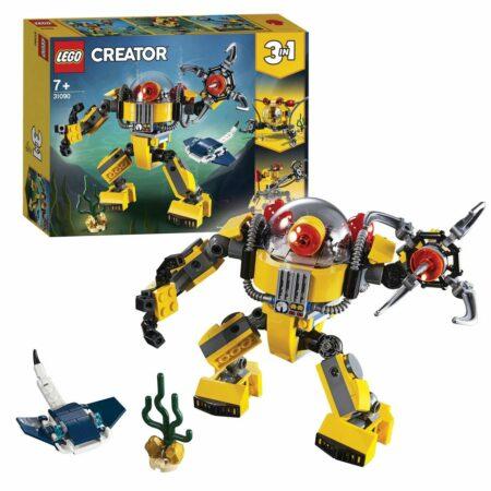 Le robot sous-marin (31090)