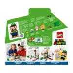 Pack de Démarrage Les Aventures de Luigi (71387)