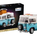 Le camping-car Volkswagen T2 (10279)