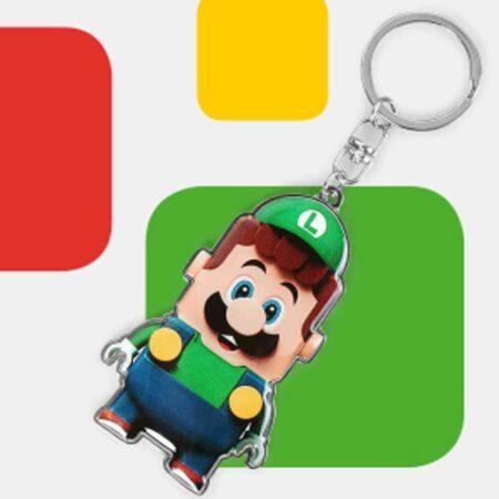 Porte-clés Luigi™ (5007029)