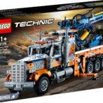 Le camion de remorquage lourd (42128)