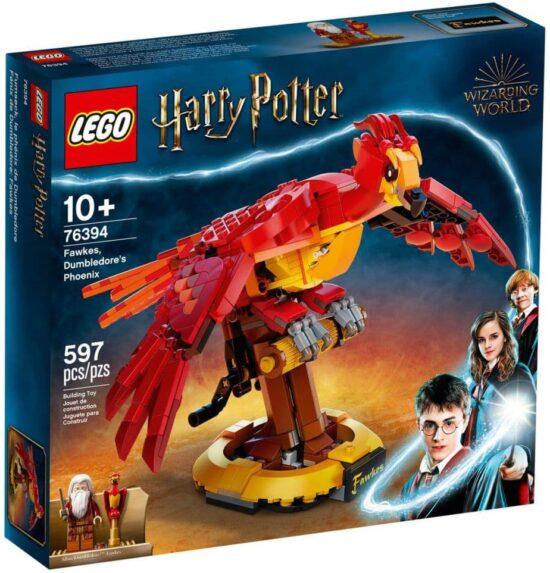 Fumseck, le phénix de Dumbledore (76394) Toys Puissance 3