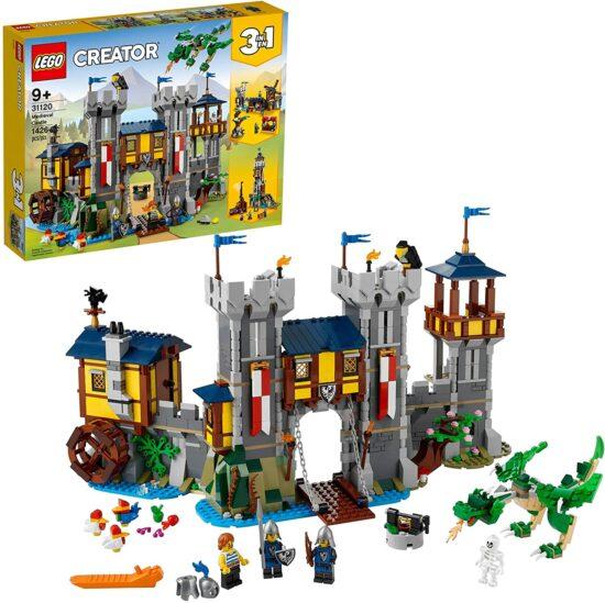 Le château médiéval (31120) Toys Puissance 3