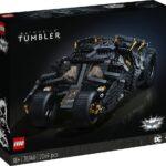 La Batmobile™ Tumbler (76240)
